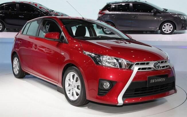 O Toyota Yaris deve finalmente sair do papel, posicionado acima do Etios e com produção na Argentina