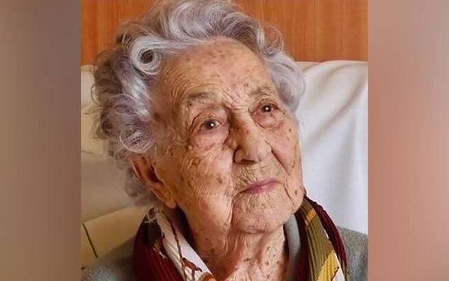 Maria Branyas, recuperada da Covid-19