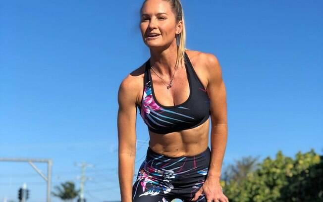 Entre os segredos de como definir o corpo está encontrar equilíbrio nos exercícios e uma dieta balanceada
