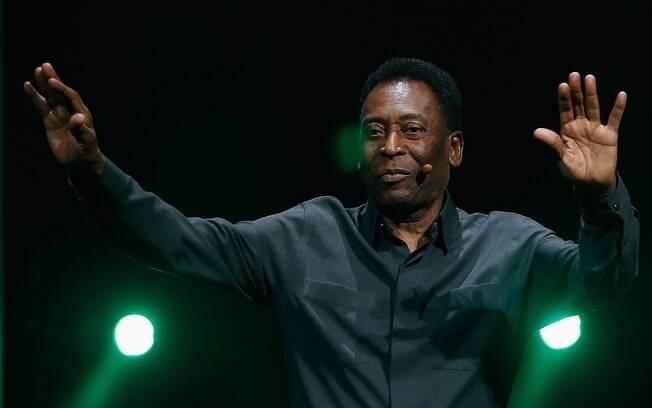 Pelé enfrenta problemas de saúde