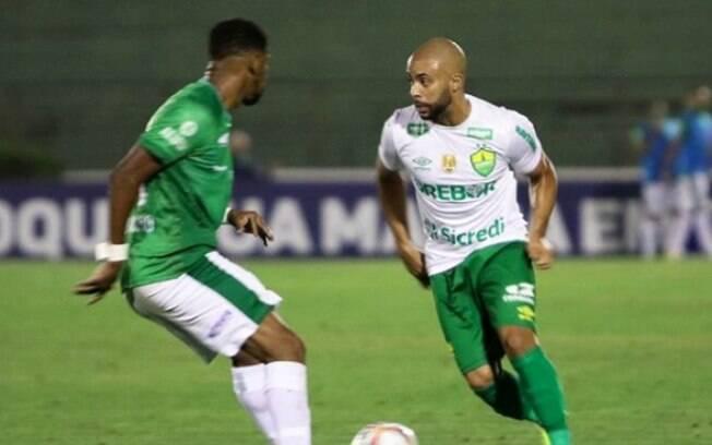 Cuiabá enfrentou o Guaraní