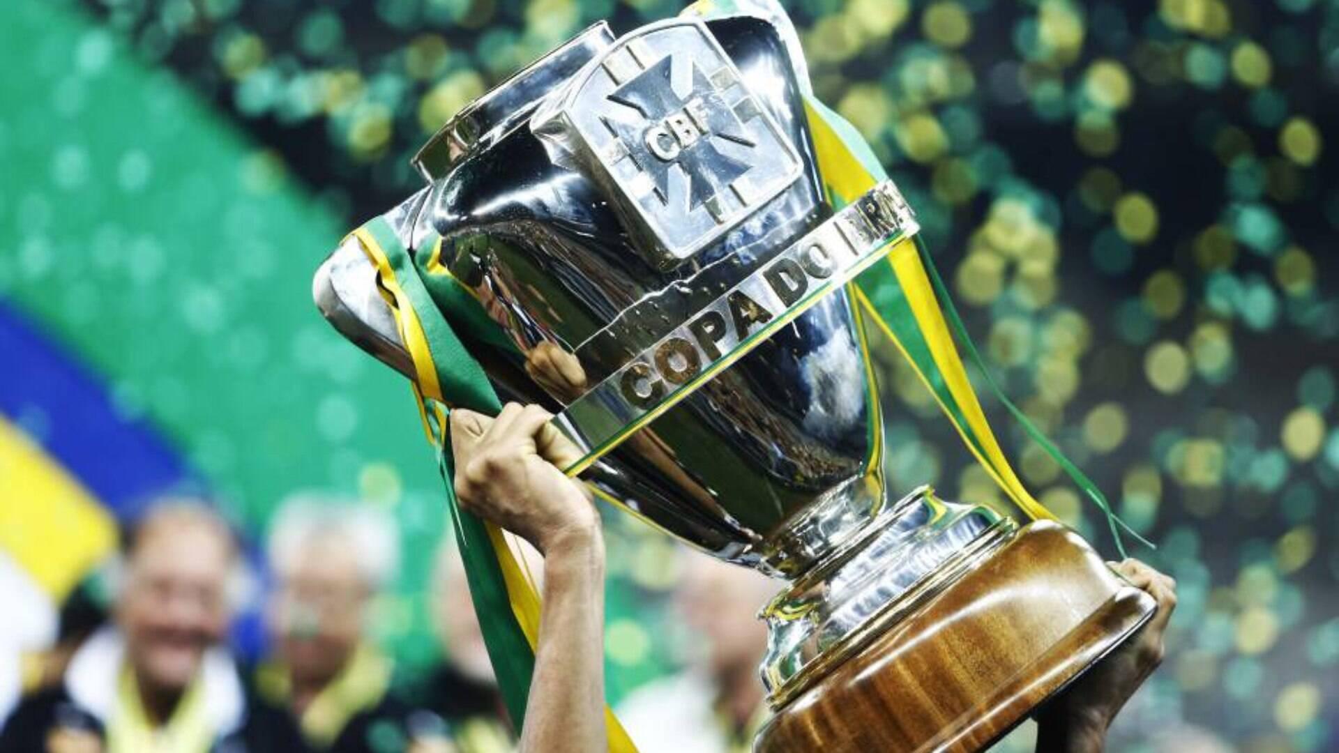 CBF define confrontos das oitavas de final da Copa do Brasil - Futebol - iG