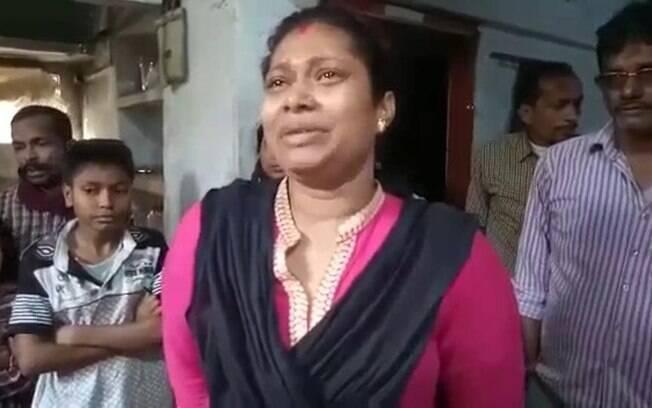 Rita  Sarkar diz que passou pela operação há dois anos, porém só descobriu a retirada do rim nos últimos três meses