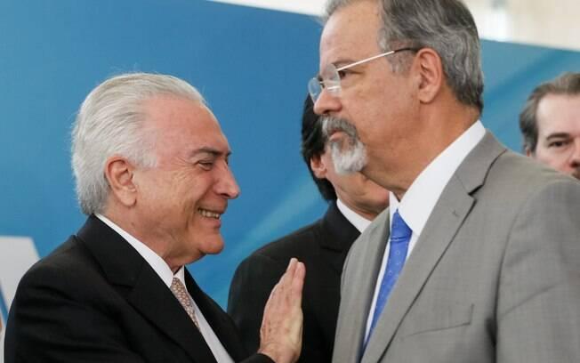 Raul Jungmann confirmou que o presidente Michel Temer excluirá crimes de corrupção do indulto natalino deste ano