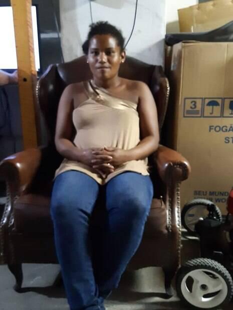 Mulher negra violentada no bairro da sé