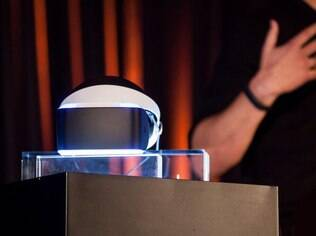 Projeto Morpheus é óculos de realidade virtual da Sony
