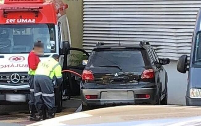 Servidores de São Caetano do Sul furtam combustível para seus carros particulares com a ajuda de uma ambulância
