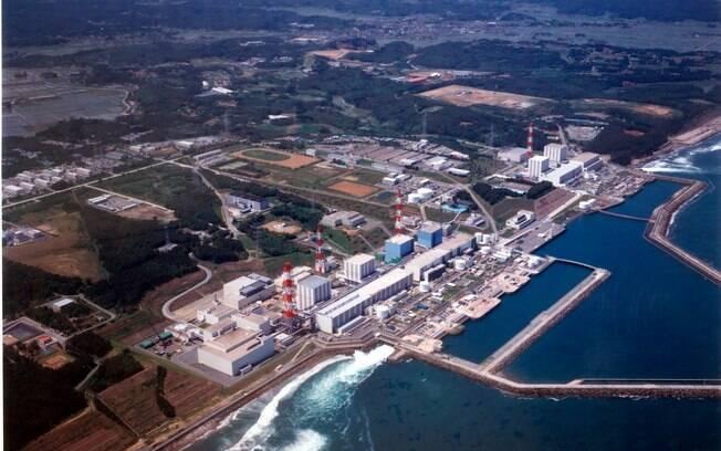 Complexo nuclear de Fukushima Daiichi teve acidente provocado por terremoto seguido de tsunami em 2011