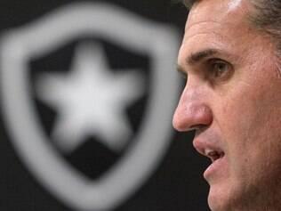Vagner Mancini lamenta mais um resultado negativo do clube carioca no Brasileirão
