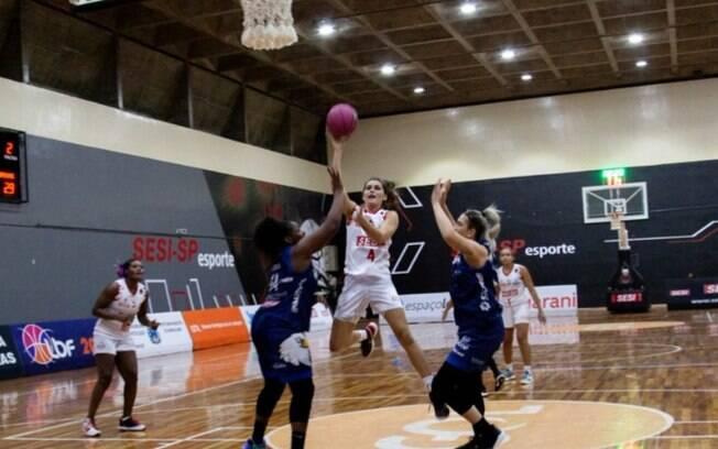 Vera Cruz perde contra Araraquara na retomada da LBF