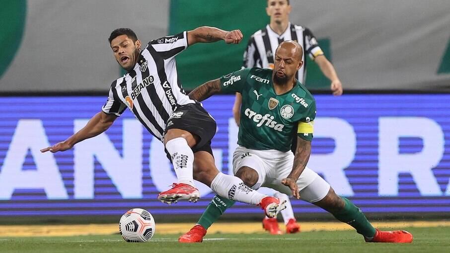 Palmeiras x Atlético-MG - Libertadores
