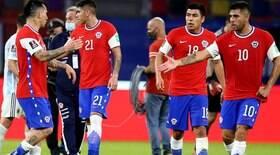 Chile esconderá marca da Nike em partida