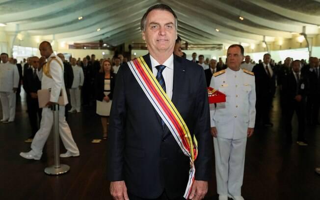 Jair Bolsonaro disse que pediu para rememorar e não comemorar o golpe militar de 1964
