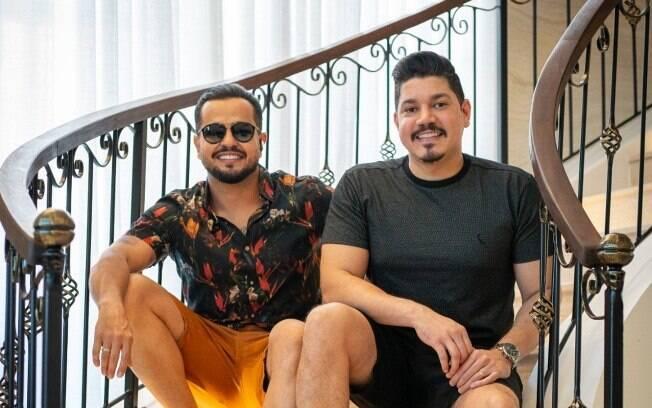 Henrique e Diego