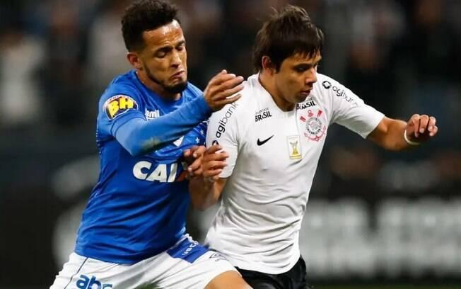 Cruzeiro bateu o Corinthians na final da Copa do Brasil de 2018