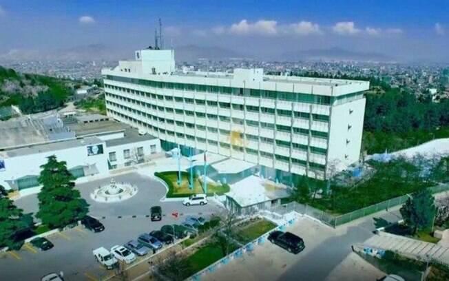 Hotel Intercontinental de Cabul, no Afeganistão, é atacado e Talibã assume atentado
