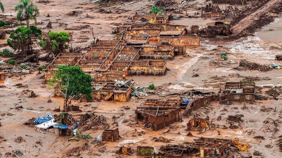 Desastre de Mariana ocorreu em 2015