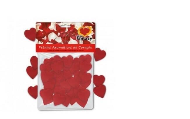 Pétalas de rosas vão contribuir ainda mais com o romantismo dos piscianos