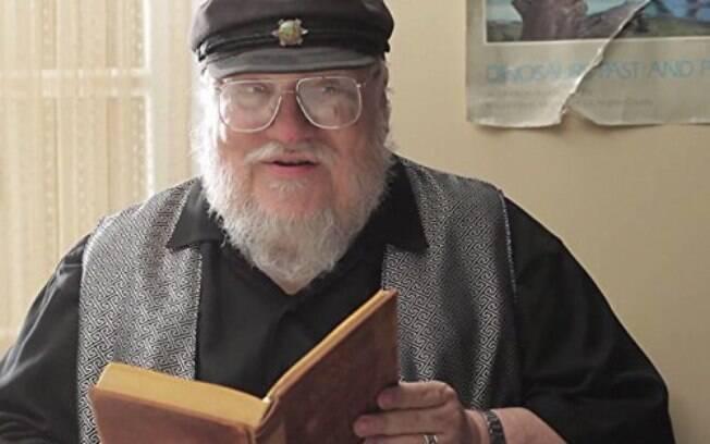 O autor de Game Of Thrones afirmou ter outros planos para o ano de 2018