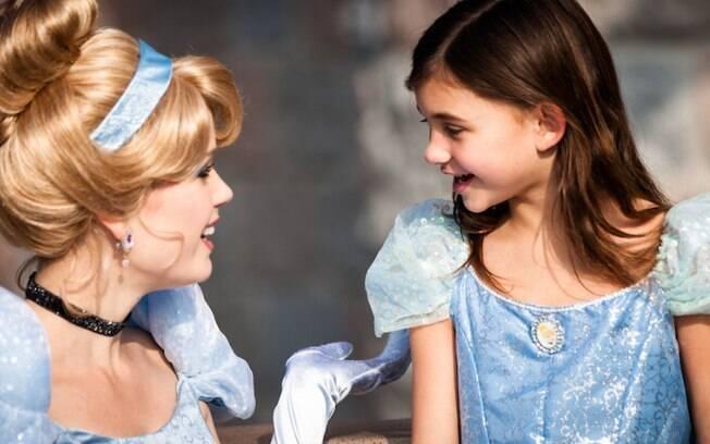 O Magic Kingdom apresenta uma reserva especial no cobiçado Cinderella's Royal Table, dentro do Castelo da princesa