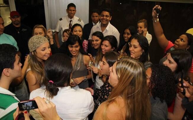 Claudia Leitte se apresenta no Rock in Rio nesta sexta-feira (23)