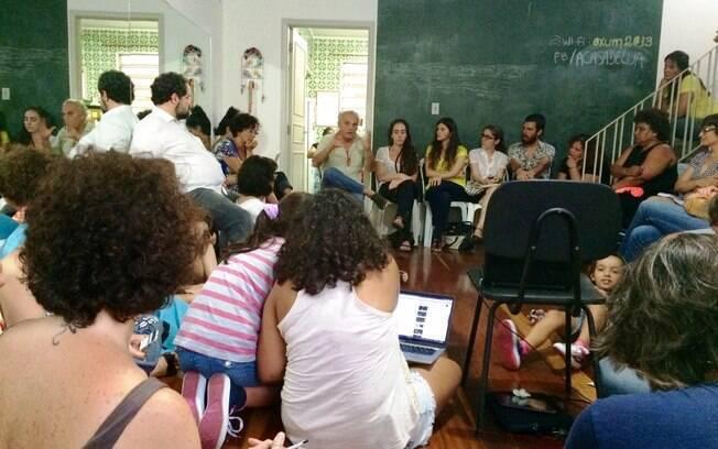 Casa de Lua marcou uma reunião com populares para discutir a crise hídrica na última semana