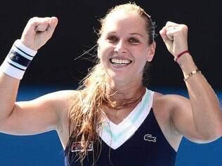 Dominika Cibulkova vem dando trabalho para as cabeças de chave do torneio