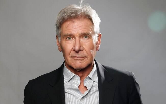 O ator Harrison Ford foi confirmado para viver mais uma vez o papel de Indiana Jones