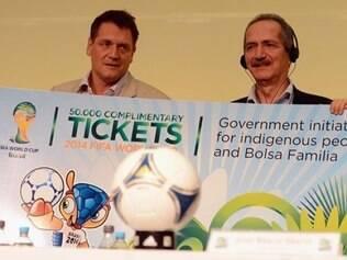 Cerca de 77% das solicitações de bilhetes são de brasileiros, ou seja, mais de 3,4 milhões de entradas