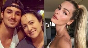 Mãe de Gabriel Medina diz que desenvolveu doença após ataques