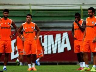 Treinador manteve time do Flu