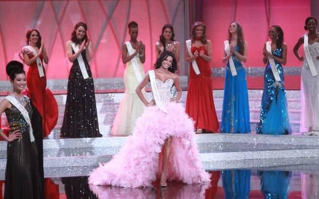 Miss Venezuela leva o título de Miss Mundo 2011