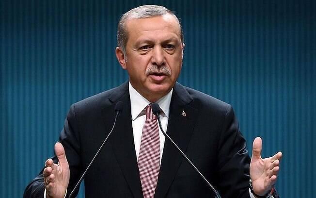 Erdogan era aliado do ex-presidente egípcio, Mohamed Mursi