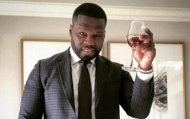 50 Cent ironia declarações do rapper Kanye West e anuncia sua saída do Instagram