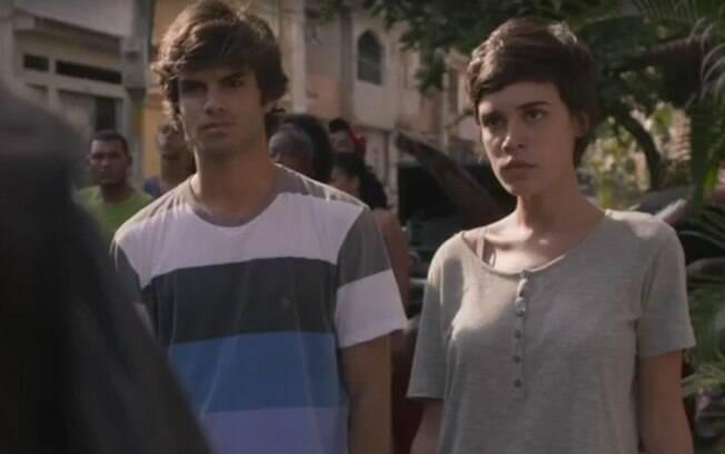 Fabinho confessa para Leila que tem ciúmes de Jonatas