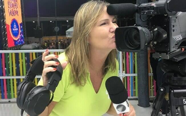 Jornalista Anna Valéria foi demitida de afiliada da Globo e fez desabafo