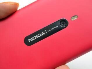 Câmera do Lumia 800 tem qualidade excelente