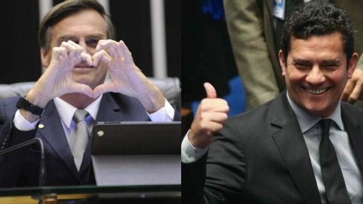 Resultado de imagem para Sergio Moro aceita convite e será novo ministro da Justiça