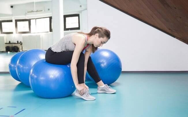 Fisioterapia pélvica ajuda a fortalecer os músculos vaginas e corrigir postura