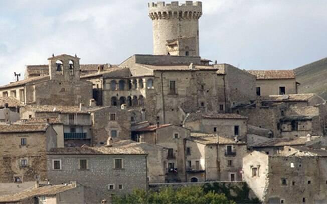 Santo Stefano di Sessanio oferece dinheiro para pessoas que quiserem se mudar para lá