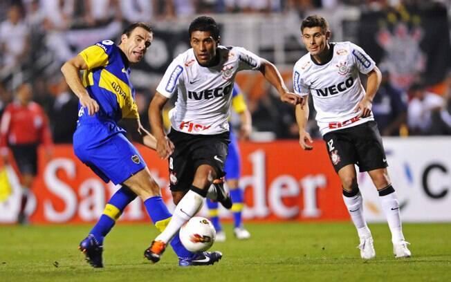 O Corinthians terá como adversário o Boca  Juniors, em duelo que colocará frente a frente os  finalistas da última edição