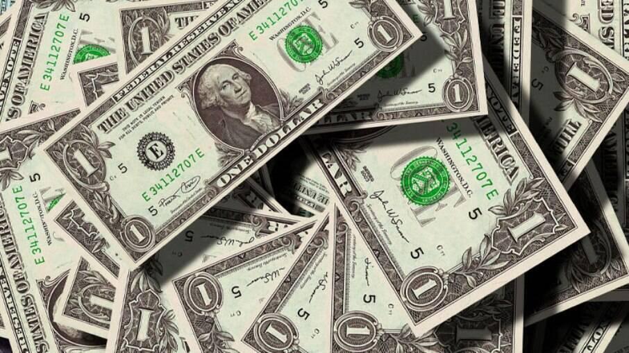 Dólar apresentou menor valor desde janeiro
