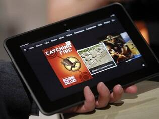 Kindle Fire HD, da Amazon, fica mais barato nos EUA