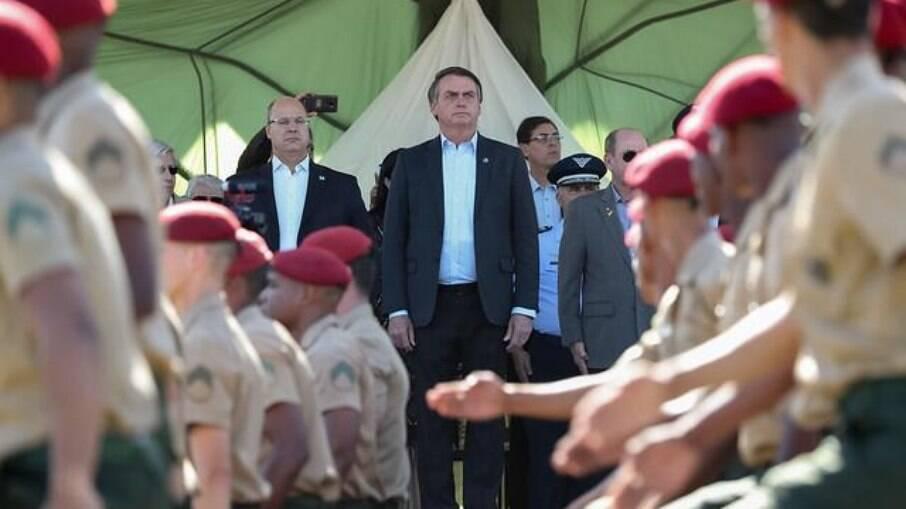 Forças Armadas serão contempladas com R$ 37,6 bilhões do Orçamento de 2021