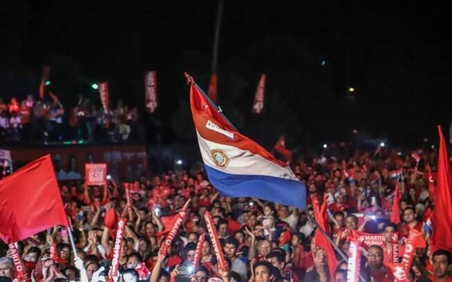 O governista Mario Abdo Benitez foi eleito presidente do Paraguai