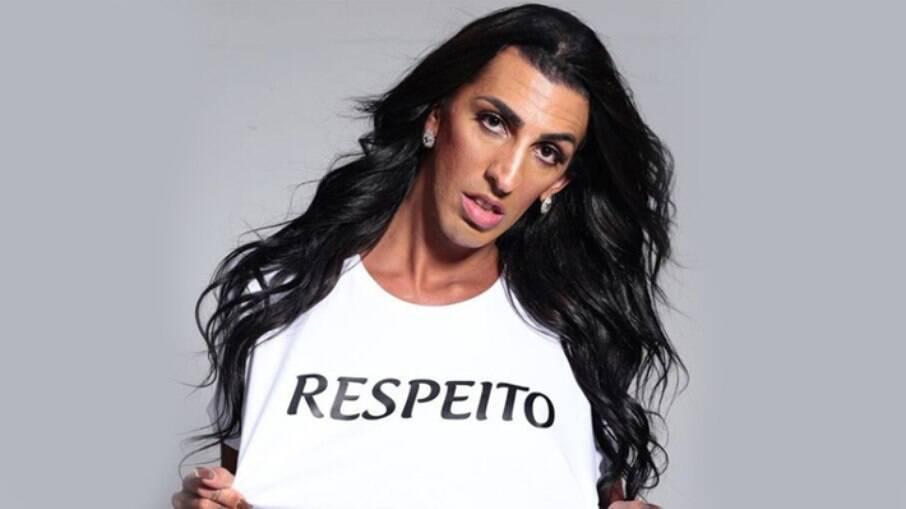 Pepita defendeu a influenciadora e foi ameaçada
