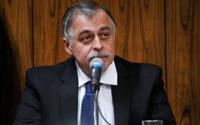 O ex-diretor da Petrobras Paulo Roberto Costa