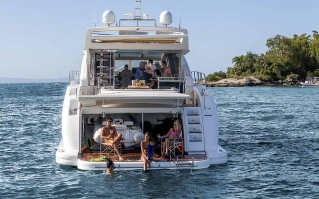 iate italiano de r  33 milh u00f5es  u00e9 destaque da rio boat show