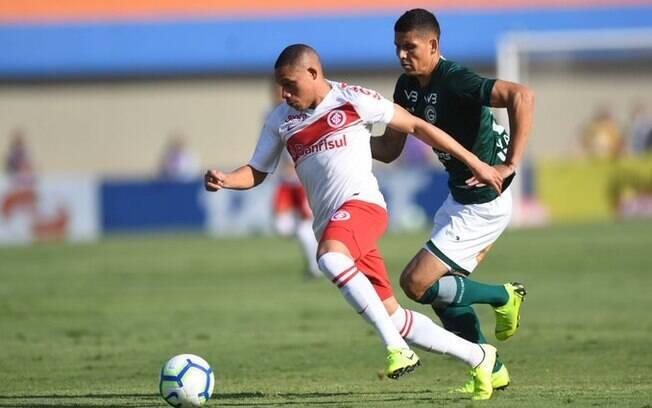 Goiás x Internacional - Campeonato Brasileiro