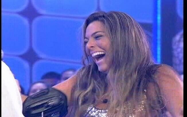 Monique saiu da disputa pelo prêmio de R$1,5 milhão